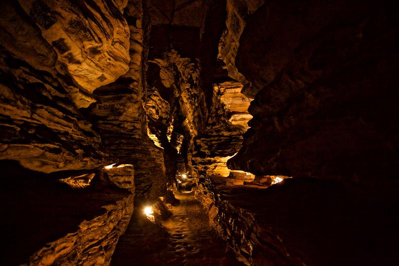 Mark Twain Cave, Hannibal, MO