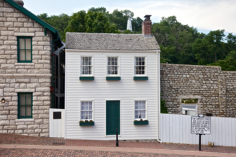 The Mark Twain Boyhood Home & Museum, Hannibal, MO