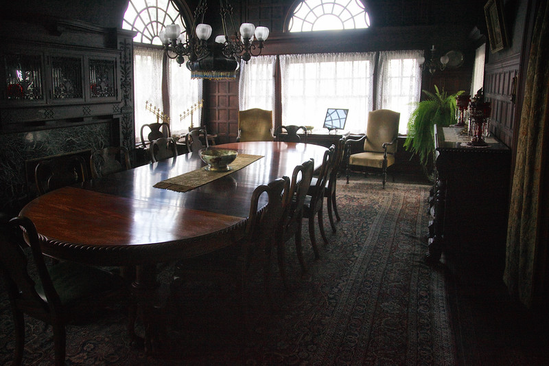 Formal Dining Room, Rockcliffe Mansion