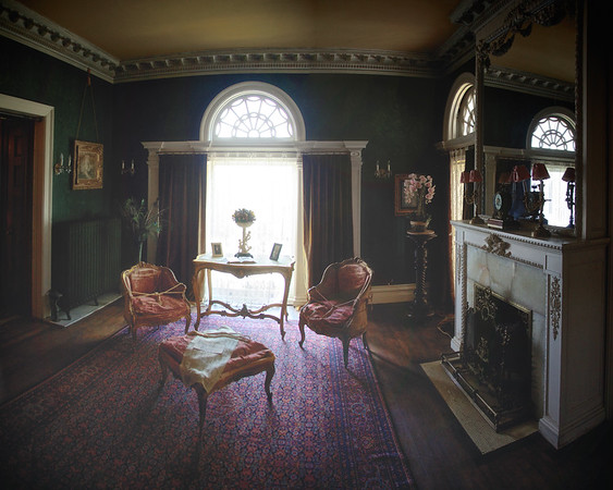 Mrs. Cruikshank's Sitting Room, Rockcliffe Mansion