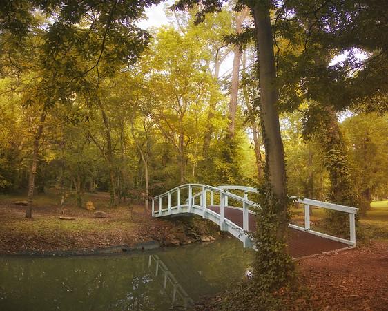 New Harmony Footbridge