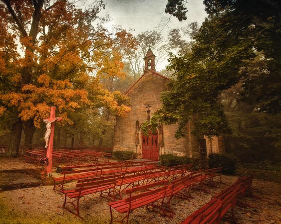 Monte Cassino Shrine, Near Saint Meinrad, Spencer County, Indiana