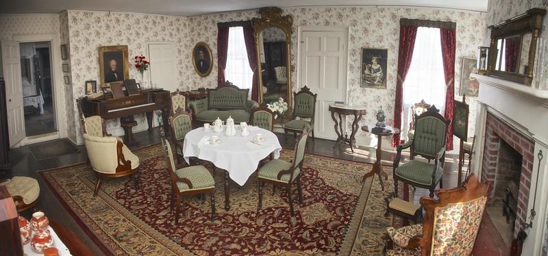 The Robinson-Stewart House, c. 1815, Carmi, IL