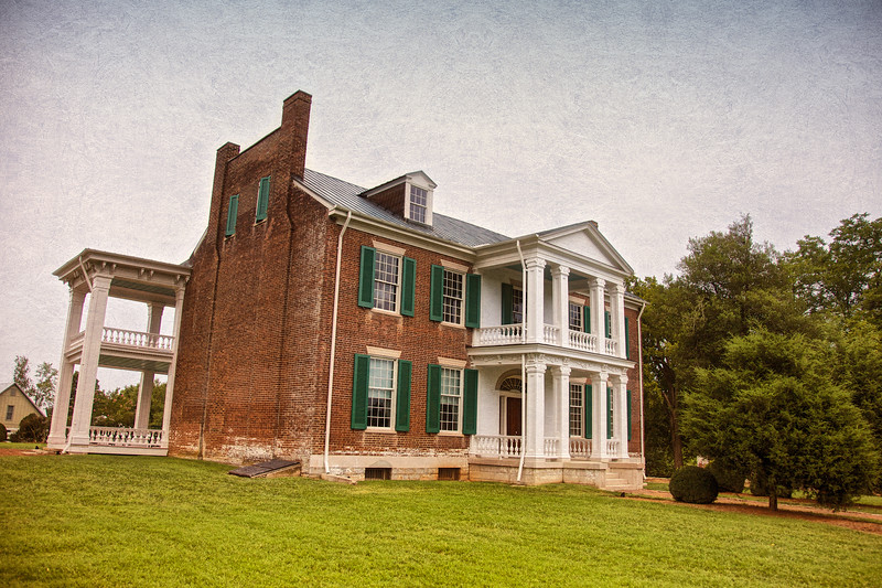 Civil War Battlefields: Carnton Plantation, Battle of Franklin Trust, Franklin, Davidson County, Tennessee