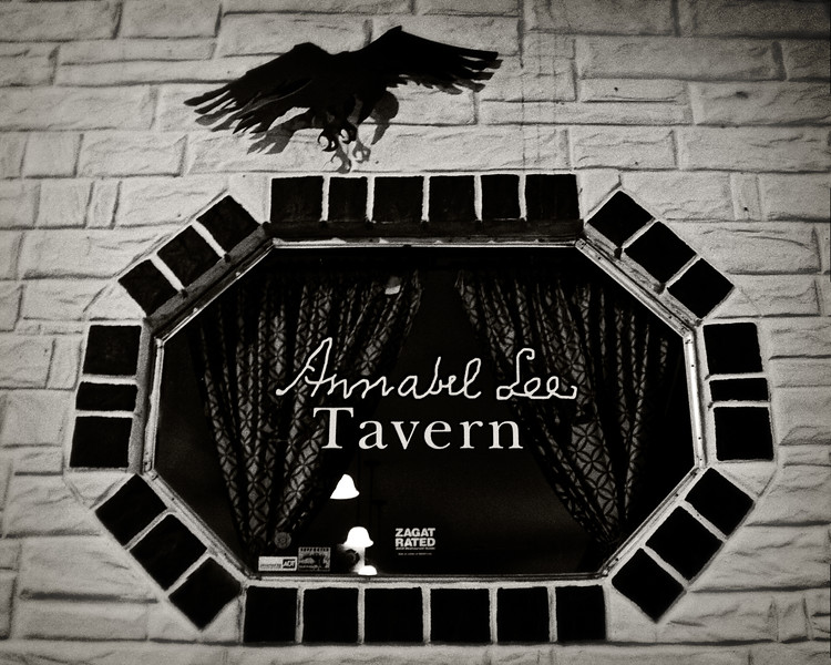 The Annabel Lee Tavern in Baltimore