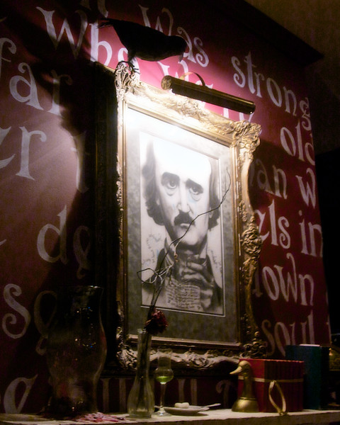 Inside the Annabel Lee Tavern in Baltimore