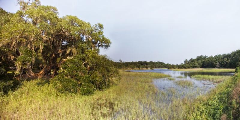 Lowcountry Photos: Store Creek Next to Edisto Island Serpentarium, Edisto Island, Charleston County, South Carolina