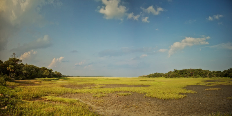 Lowcountry Photos: Botany Bay Plantation Wetlands, Edisto Island, Charleston County, South Carolina