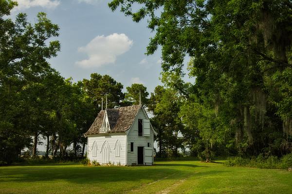 Lowcountry Photos: Ice House, Botany Bay Plantation, Edisto Island, Charleston County, South Carolina