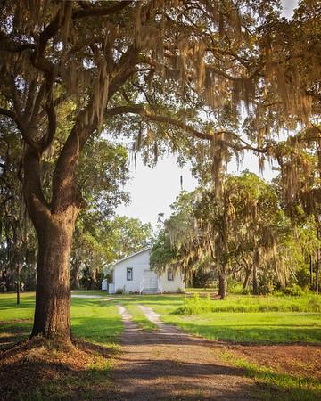 Lowcountry Photos: Bethleham RMUE Church, Edisto Island, Charleston County, South Carolina