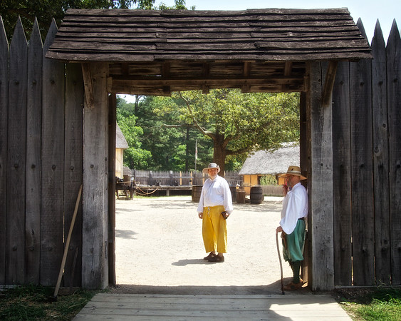 Jamestown Settlement, Jamestown, VA