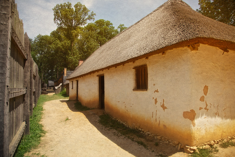 Reconstructed First Period Homes