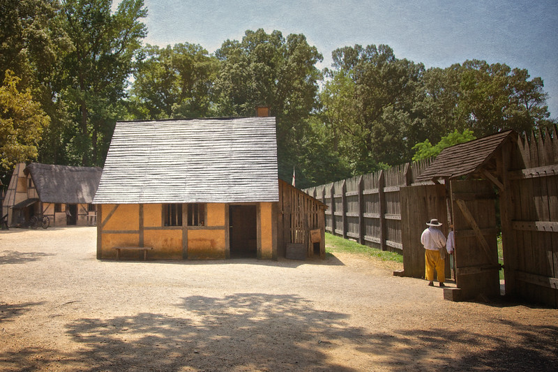 Jamestown Settlement, Jamestown, VA