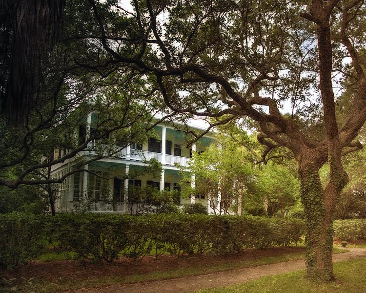 Southern Architecture: Sullivan's Island, Charleston, South Carolina