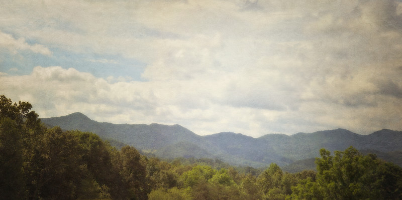 Appalachian Mountains, Somewhere in Tennessee/North Carolina