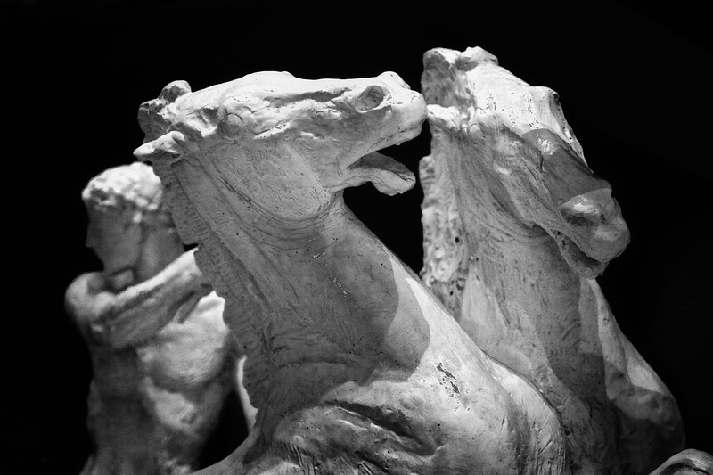 Nashville Landmarks: Reproduction of Frieze from Athena Parthenos 1990, Centennial Park, Nashville, Davidson County, Tennessee