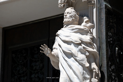 The Sculpture of St. Paul, Washington National Cathedral