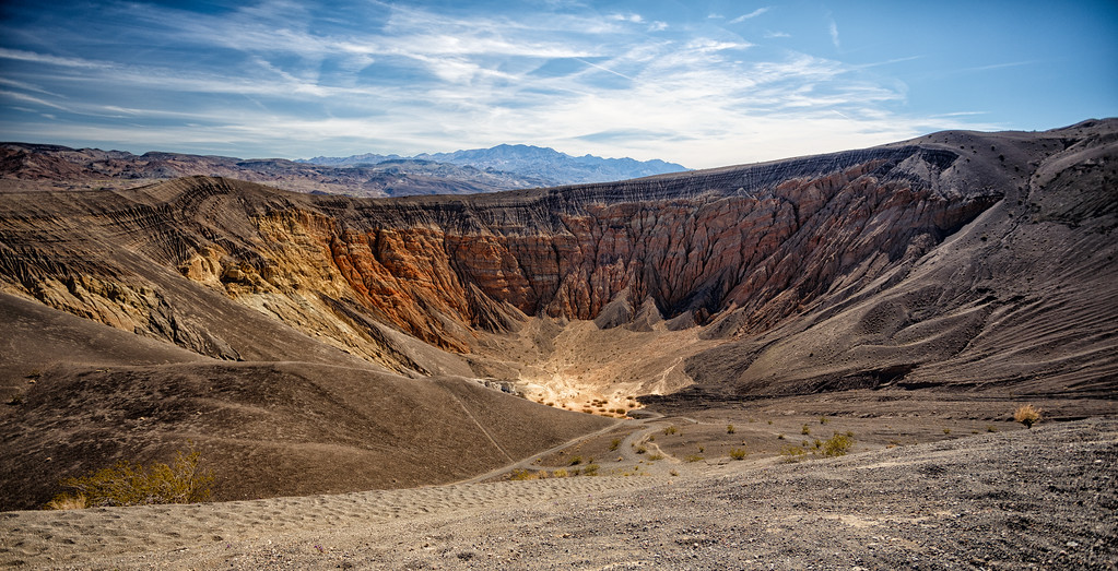 Vinod Kalathil - Death Valley - Ubehebe Crater