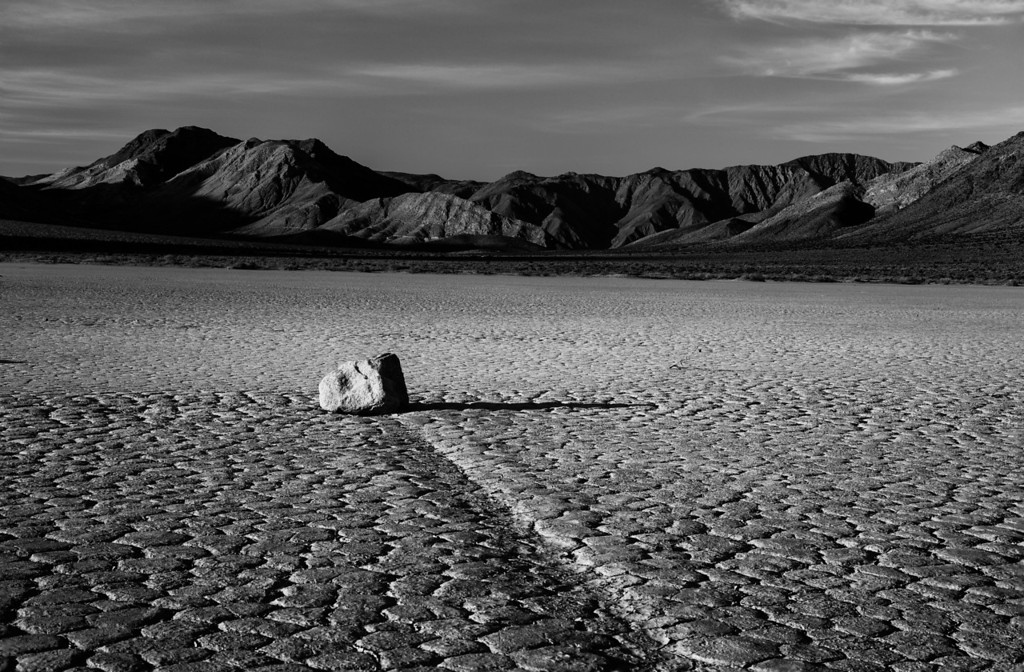Vinod Kalathil - Death Valley - The Racetrack