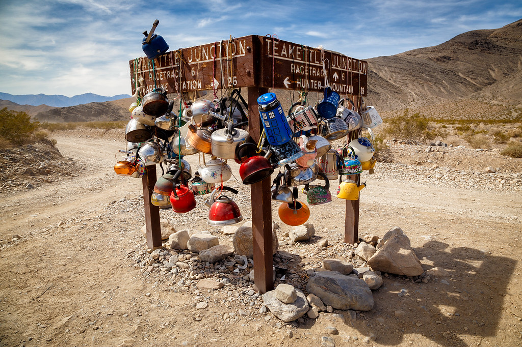Vinod Kalathil - Death Valley - Tea, Anybody?