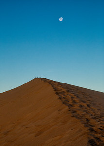 The Moon and the Dune