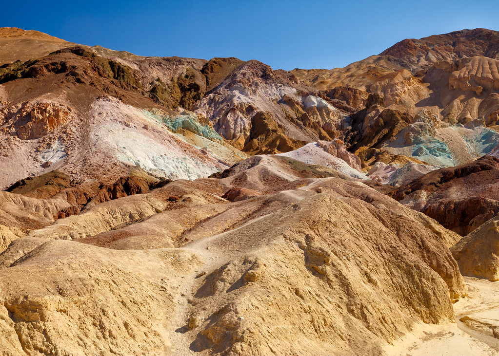 Vinod Kalathil - Death Valley - Artist's Palette