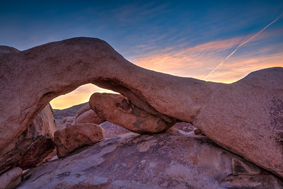 Arch Rock at Sunrise