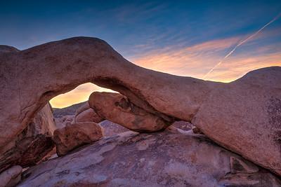 Arch Rock at Sunrise