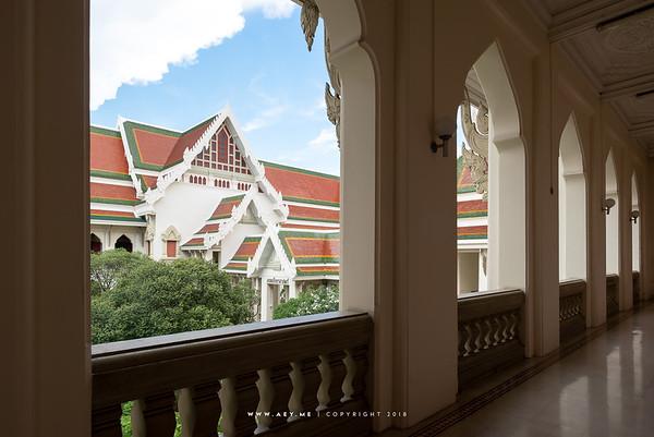 Maha Chulalongkorn Building, Chulalongkorn University