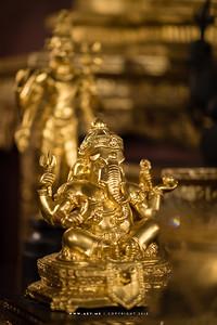 Ganesha at Ruen Thai, Chulalongkorn University