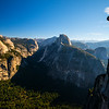 Over the Yosemite Valley