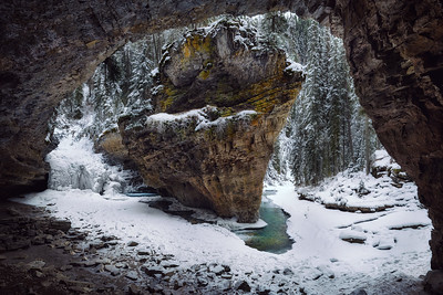 A Cave & Canyon