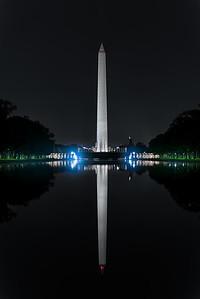 Washington Reflections