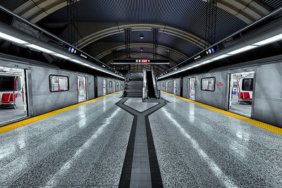 Downsview Station
