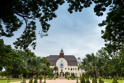 Phra Ramrajnivet Palace, Petchaburi