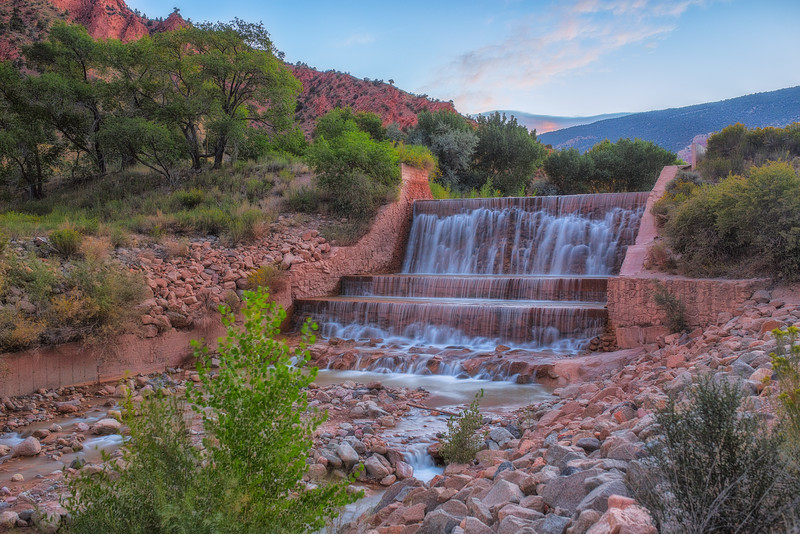 Coal Creek Waterfall