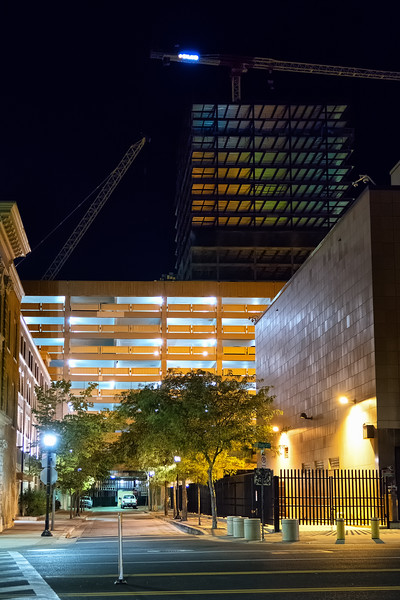 Downtown SLC Construction