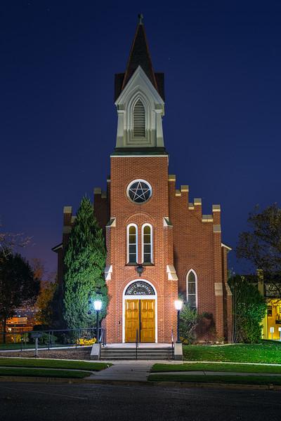 White Memorial Chapel