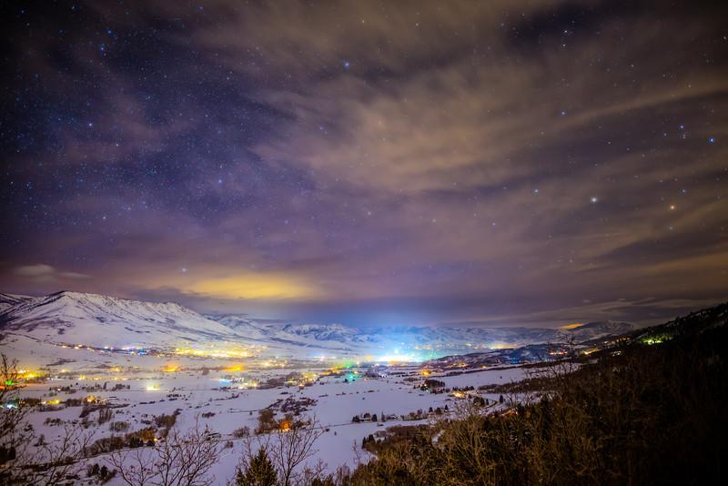 Stars over Eden