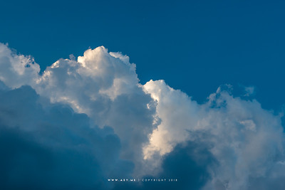 Cloud and Sky of Bangkok