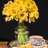 Daffodils & Tea