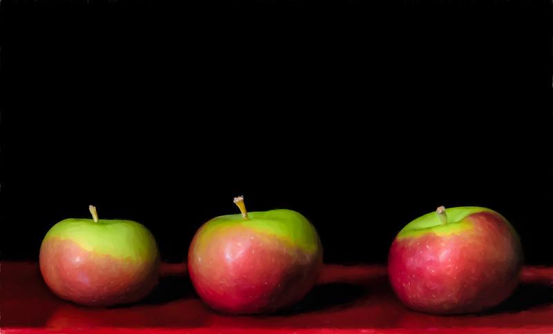AFS L11 Lady Apples Still Life