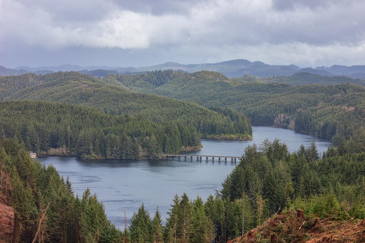 Bridge over the Umpqua River
