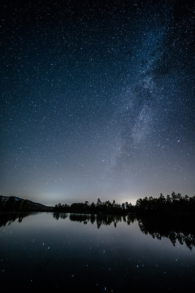 The Lake and the Galaxy