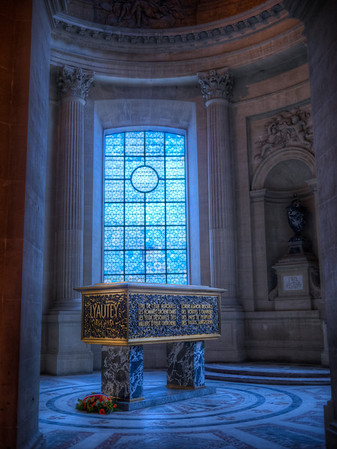 Memorial in Dome des Invalides