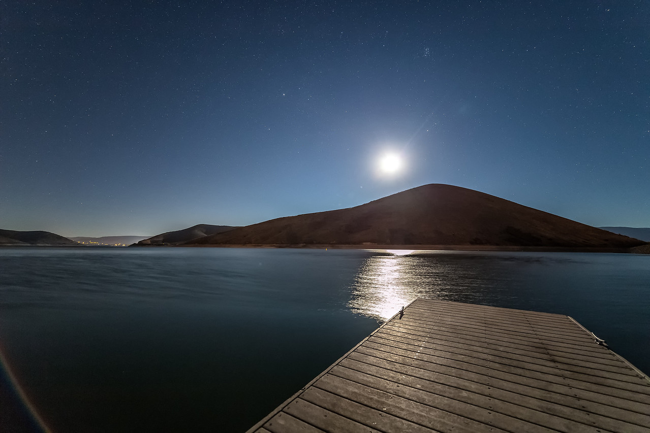 Dock at Deer Creek Reservoir