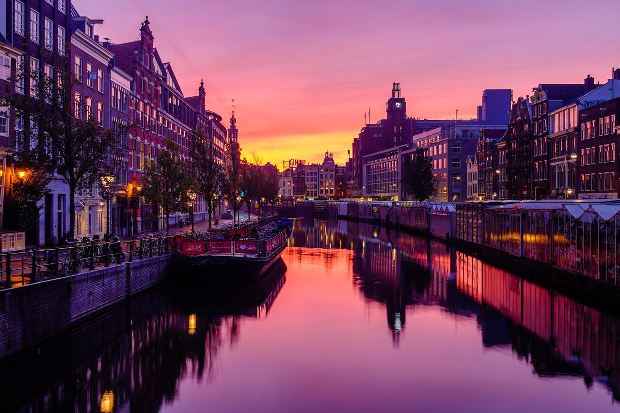 Amsterdam Sunrise
