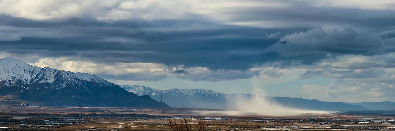 Great Salt Lake Attacks