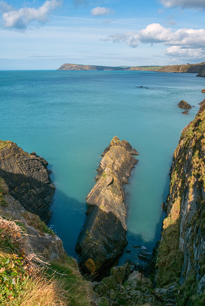 Fishguard Coast