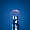 Blood Moon behind Walker Tower